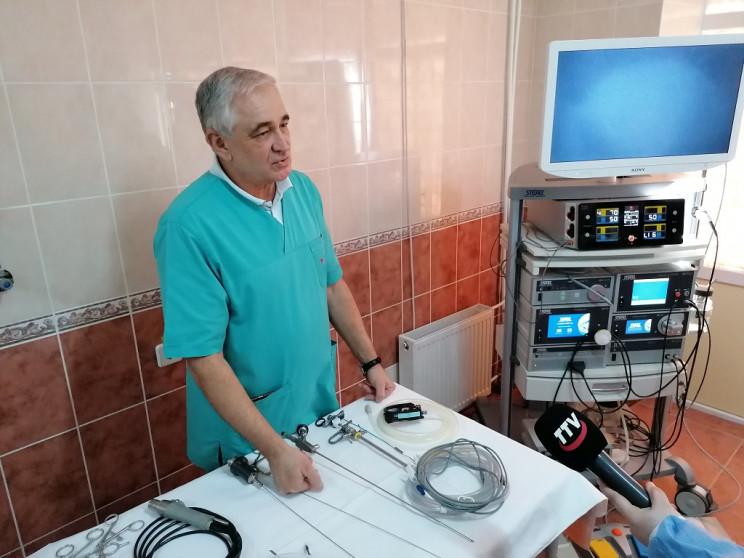 В Кропивницком больница скорой помощи по…