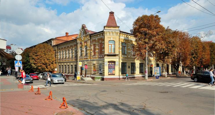 У ТОП-10 музеїв сучасного мистецтва Укра…