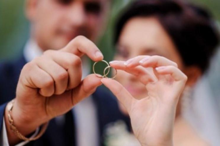 П'ята частина шлюбів Кропивниччини завер…