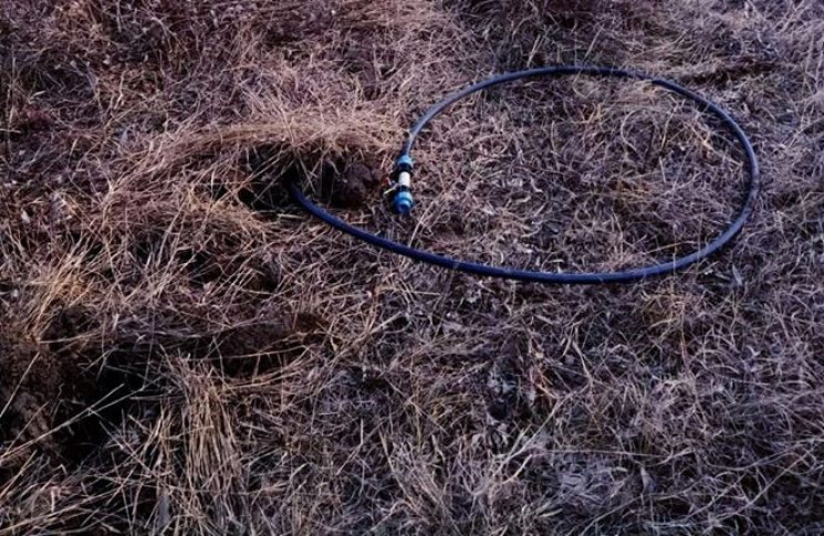 На Одещині знайшли спиртопровід із Молдо…