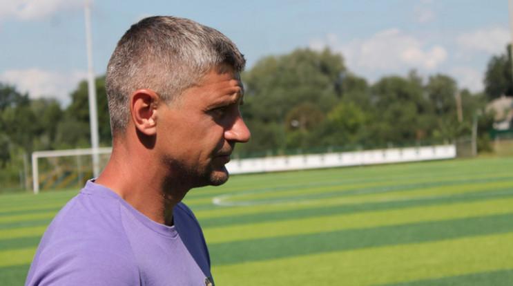 Украинский клуб получил нового тренера…