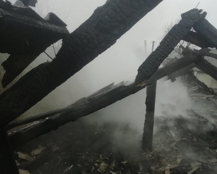 У Радехівському районі загасили пожежу (…