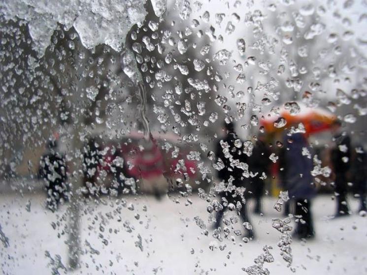 Хуртовина та вітри: У Сумах сніжитиме кі…