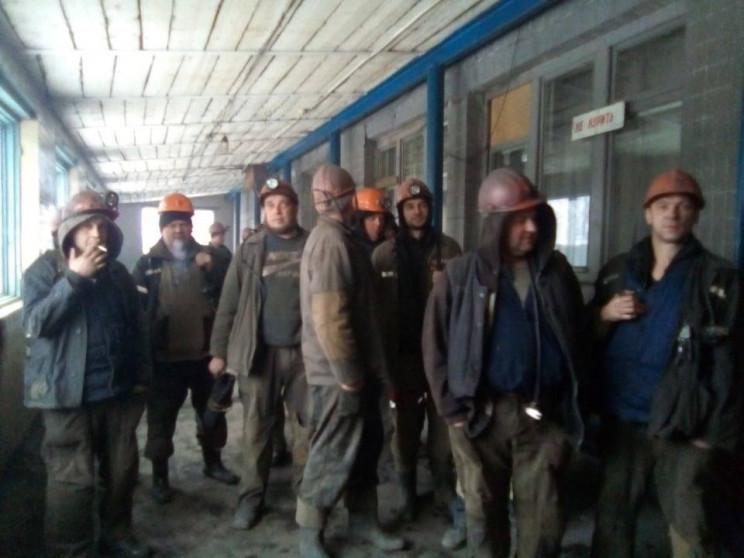 У Вугледарі адміністрація шахти залякує…