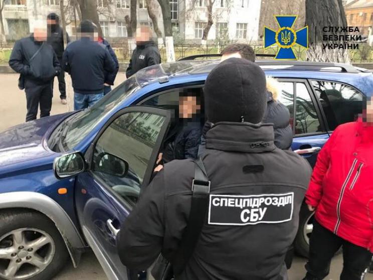 """В Одесі посадовець Держпраці """"погорів"""" н…"""