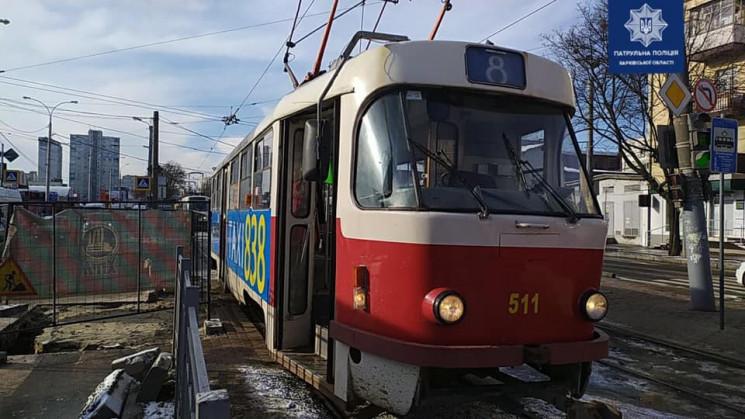 У Харкові жінка потрапила під трамвай…