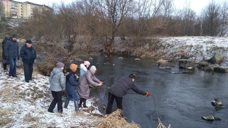 З річок Случ та Хомора екологи вчергове…