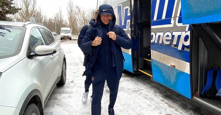 """""""Дніпро-1"""" вирушив на другий тренувальни…"""