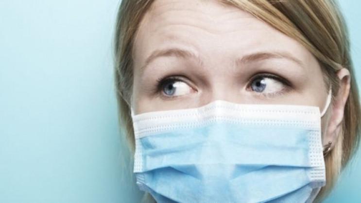 В Україні бракує медичних масок…