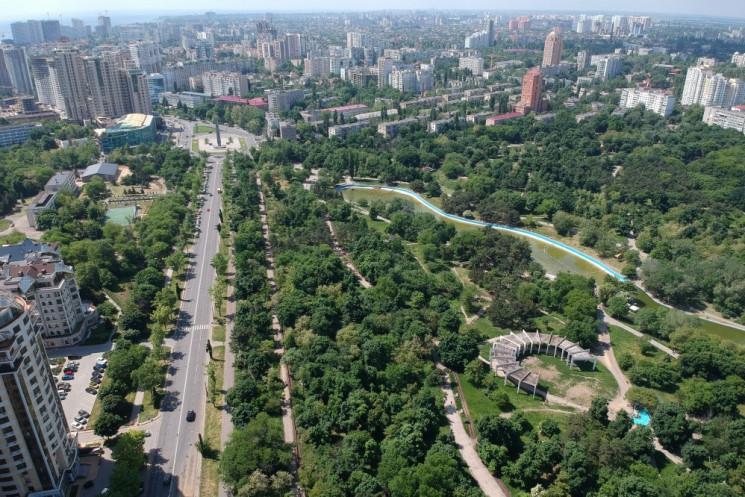 В Одессе собираются отремонтировать част…