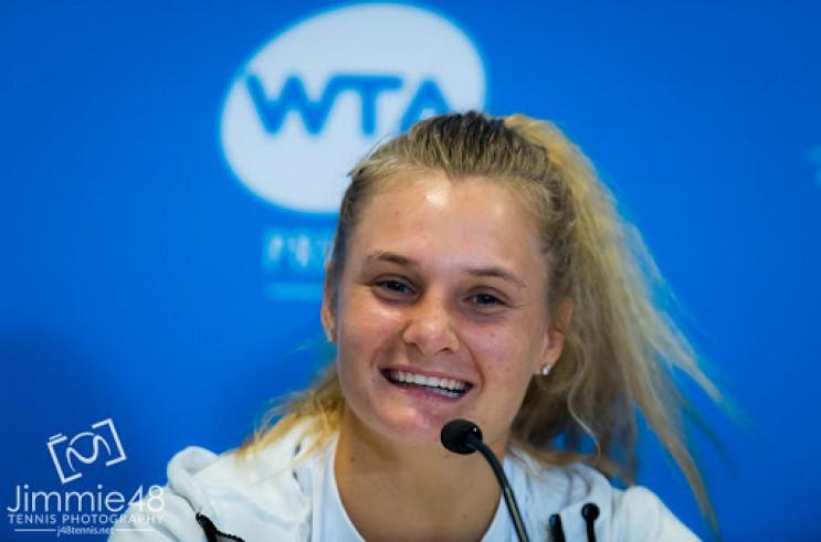 Українську тенісистку розчулила шалена п…