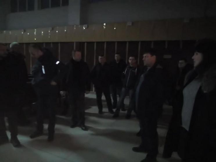 У Вугледарі гірники продовжують страйк:…