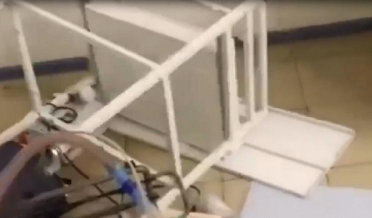 На Кубані пацієнт розгромив приймальне в…