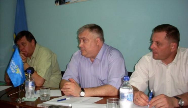 На Харківщині головою управління охорони…
