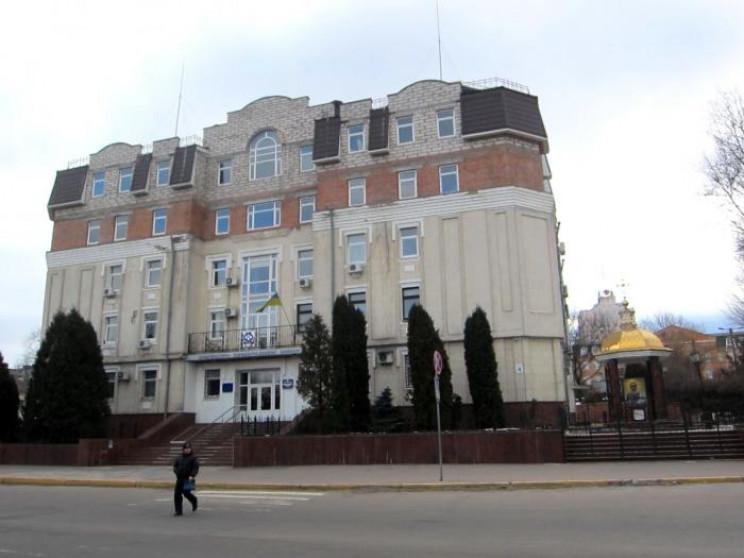 В Кропивницком вблизи прокуратуры сбили…