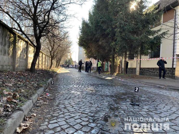 Офіційно: Під час стрілянини у Мукачеві…