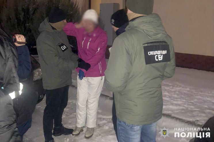 У Хмельницькому затримали жительку Рівно…