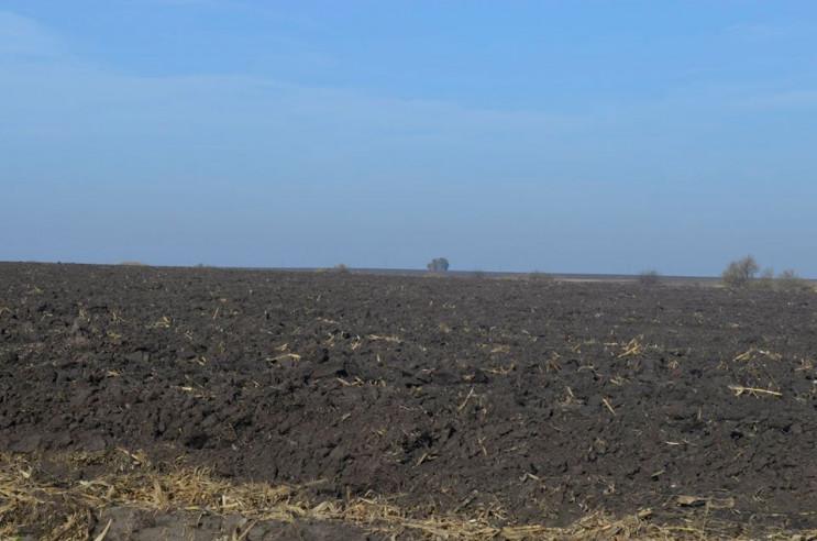Земельну ділянку в 73 га намагаються пов…