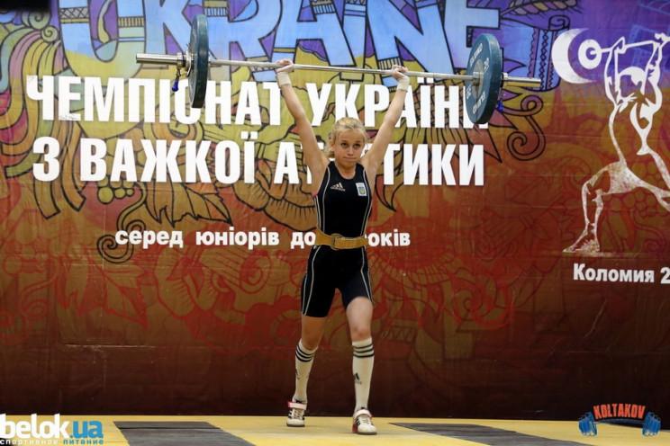 Жителька Одещини у 14 років підняла пона…
