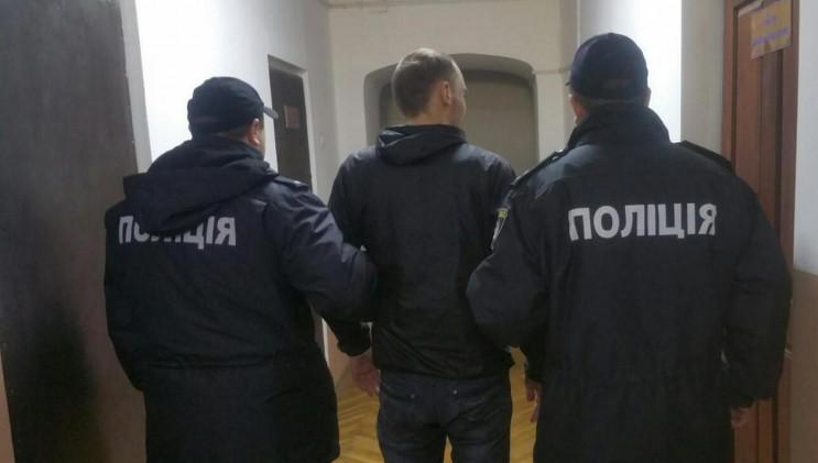 В Сокалі поліція затримала злодія у мага…