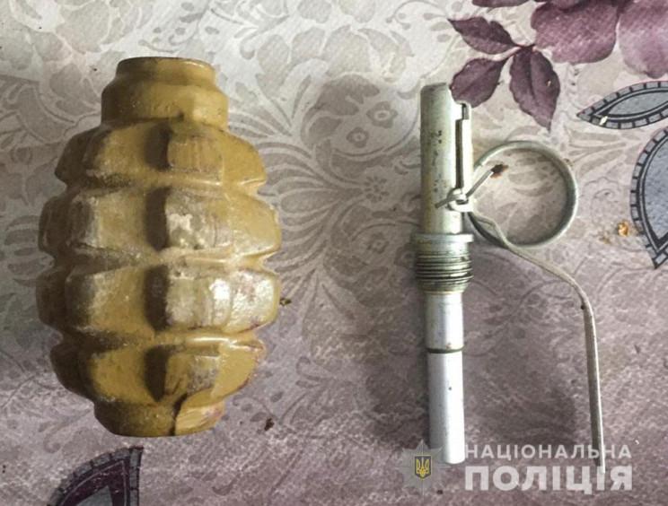40-летний житель Полтавской области хран…