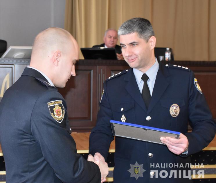 У Кропивницькому вручили премії поліцейс…
