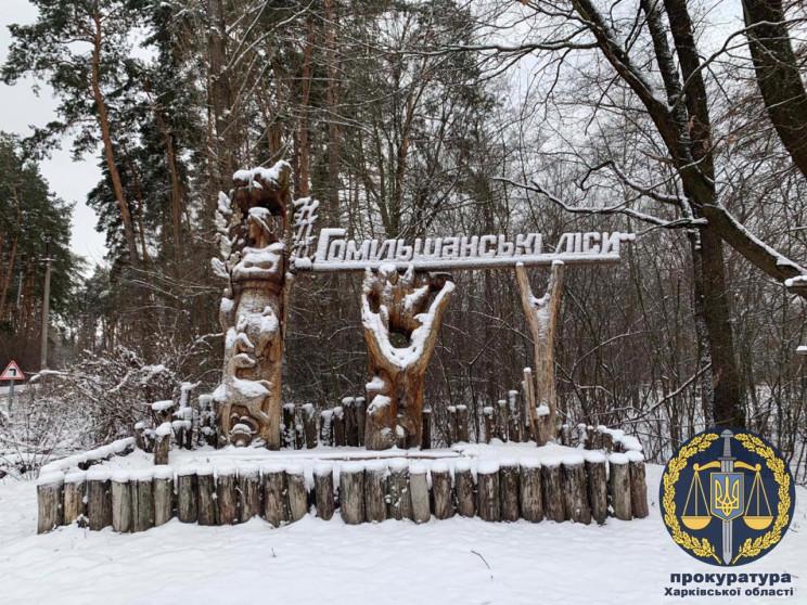 Нацпарк у приватну власність: На Харківщ…