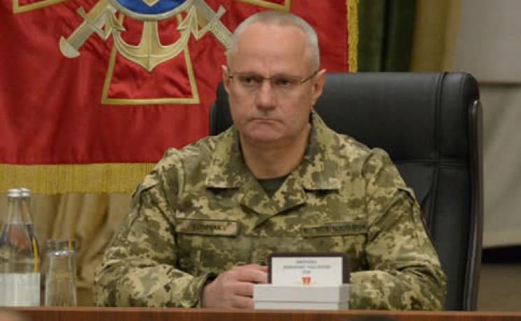 Командувач Збройних сил США в Європі при…