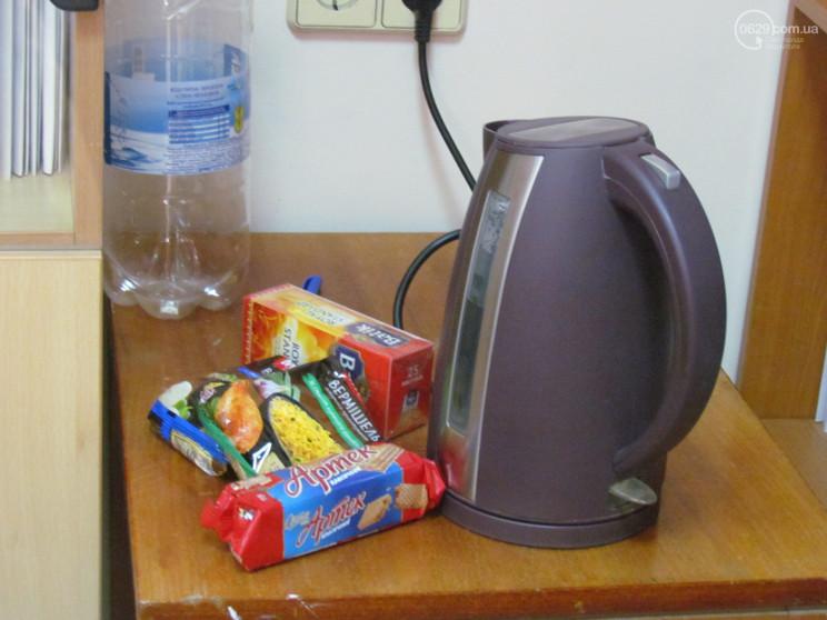 """Мівіна"" і чай: У Маріуполі запрацювали…"
