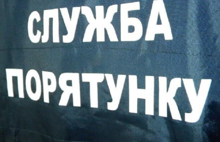 На Теофіпольщині рятували собаку…