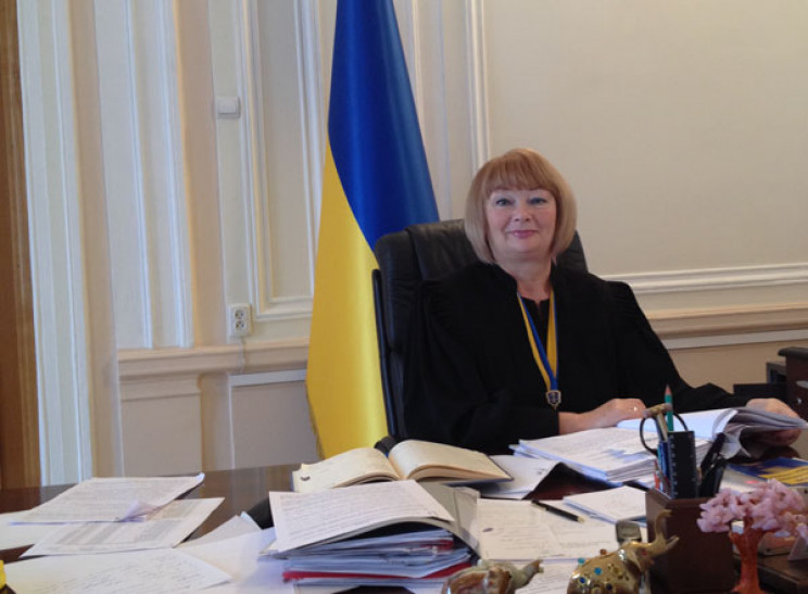 В Харькове ушла из жизни председатель ап…