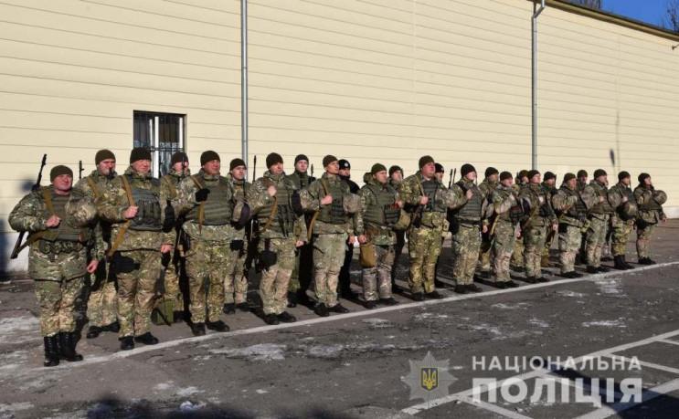 """Одеські """"штормівці"""" вирушили на Донеччин…"""