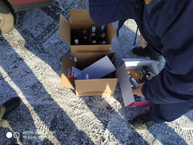 Харківські митники схопили двох контраба…
