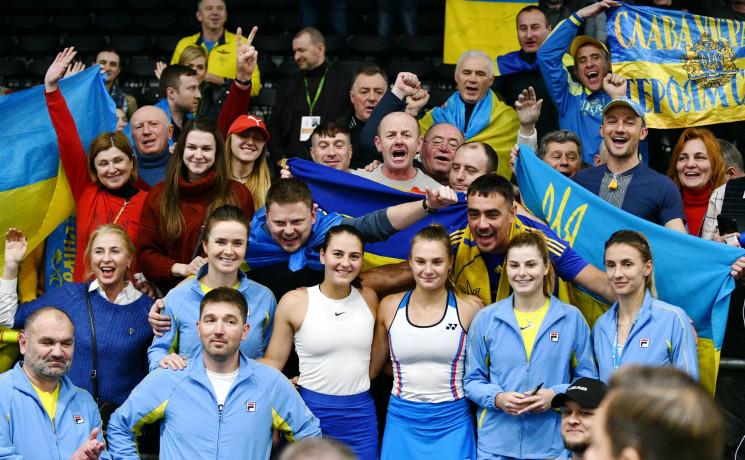 Збірна України вирвала перемогу і вийшла…
