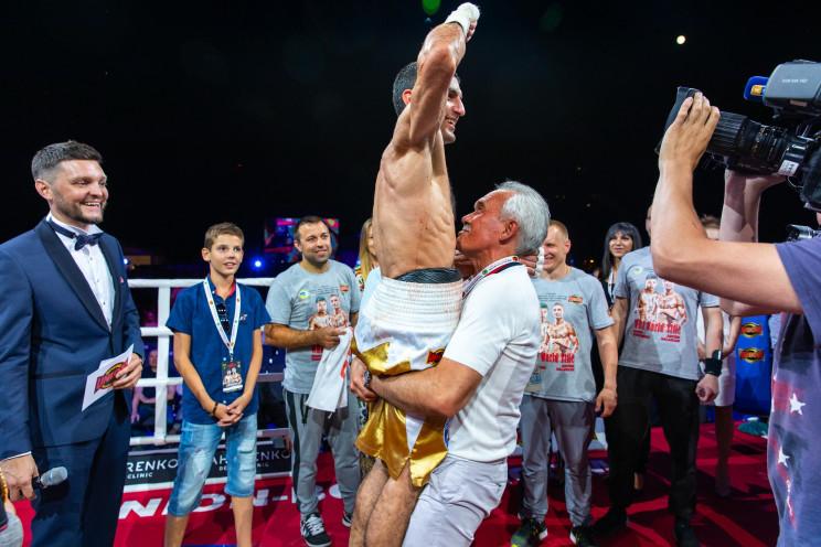 Український боксер Далакян учетверте зах…