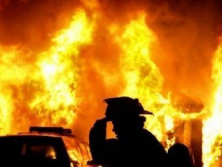 Через пустощі з вогнем у Теофіполі згорі…