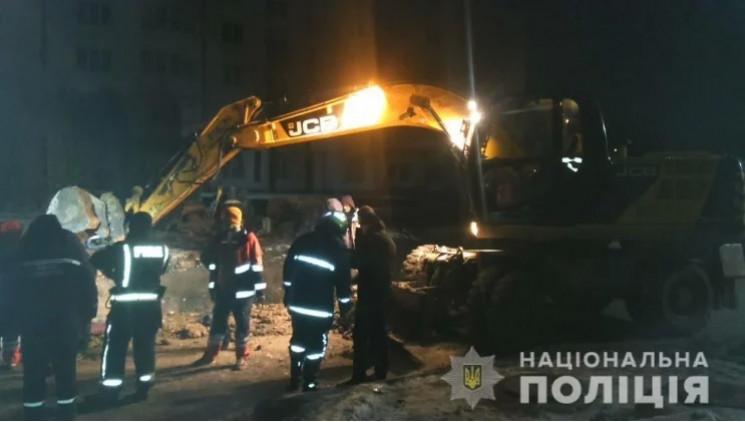 Трагічний випадок на будівництві в Терно…