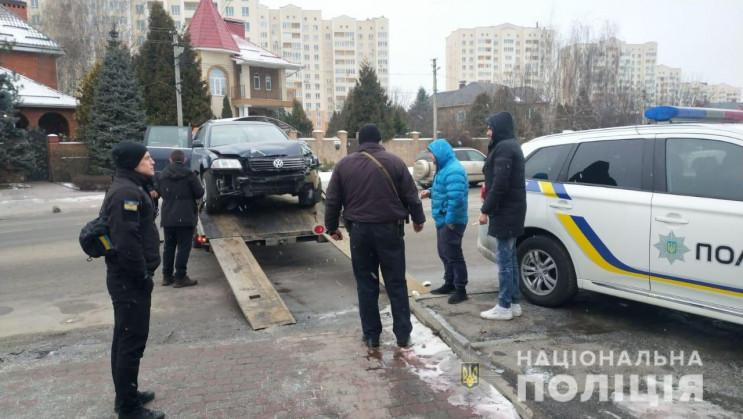 У Києві п'яний чоловік побив поліцейсько…