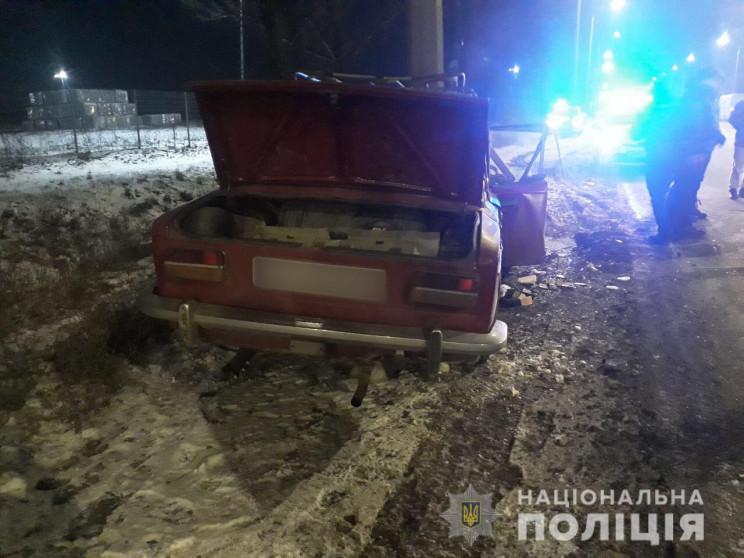 У Харкові водій на смерть розбився в ДТП…