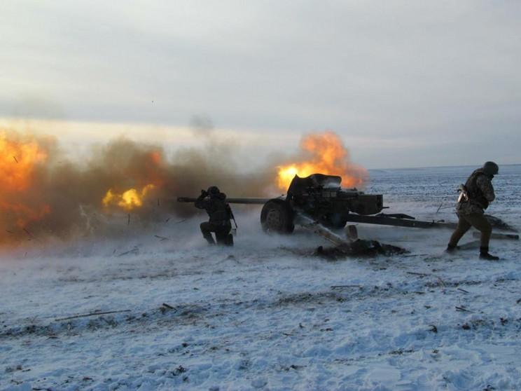 Война на Донбассе: Боевики ранили украин…