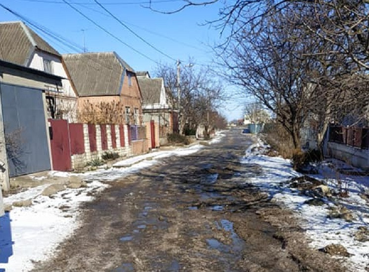 У центрі Миколаєва вулиця перетворилася…