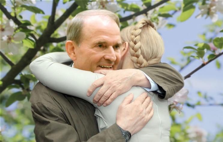 """Нова """"ширка"""": Про що Тимошенко домовляєт…"""