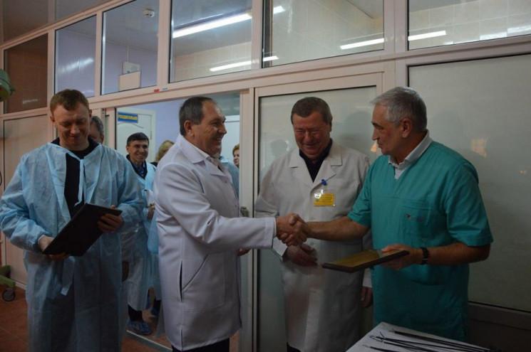 Кропивницкая больница скорой помощи полу…
