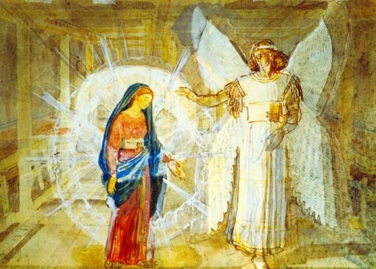 Благовещение Пресвятой Богородицы: Как о…