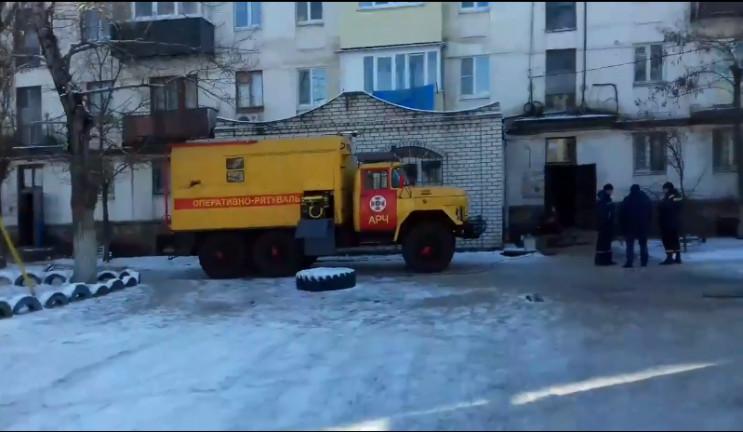 У Сіверськодонецьку рятувальники допомог…