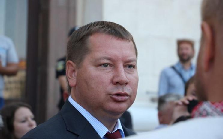 Председатель Херсонской ОГА подал в отст…
