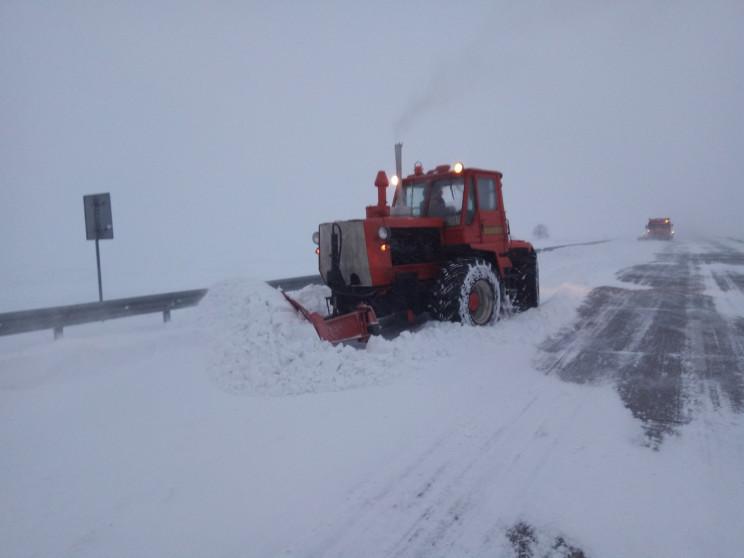 Объездную дорогу Днепра закрыли для прое…