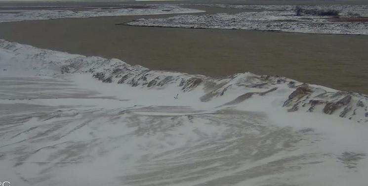 Молочний лиман у Запорізькій області впе…
