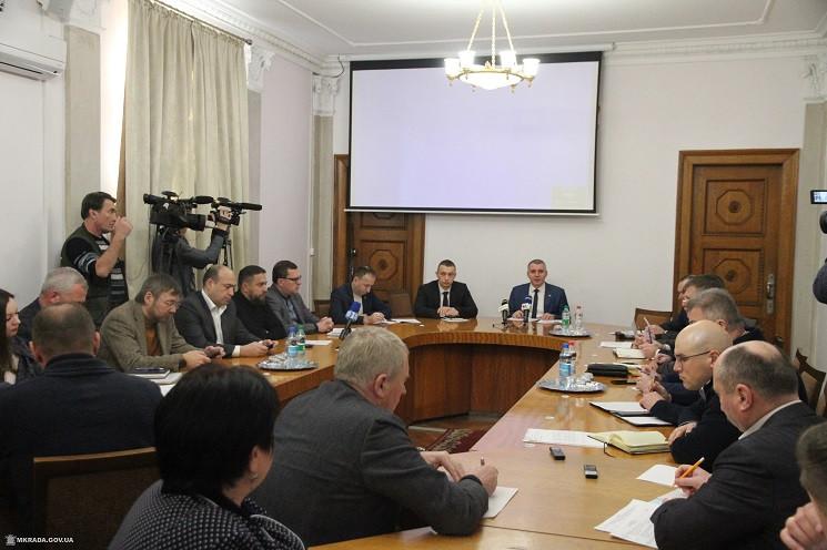 Мер Миколаєва змусить чиновників відпові…