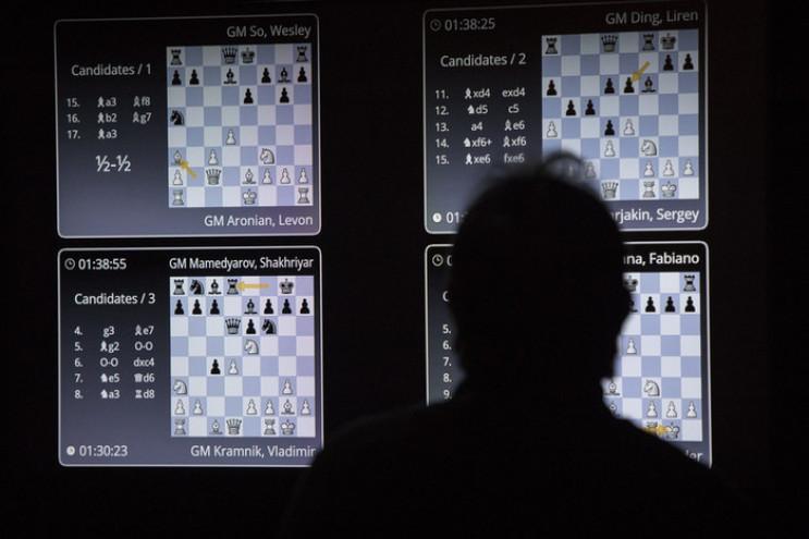 Міжнародна федерація шахів назвала Крим…